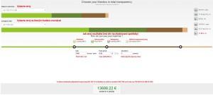 Porovnání spotřeby paliva - návod