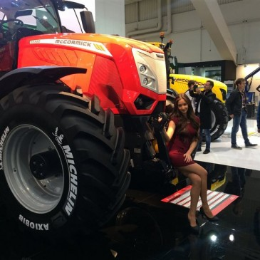 Agritechnica 2015 – Hannover