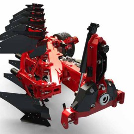 Nový model pluhu R6 od společnosti Grégoire Besson