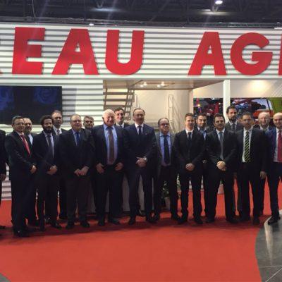 Zahraniční delegace