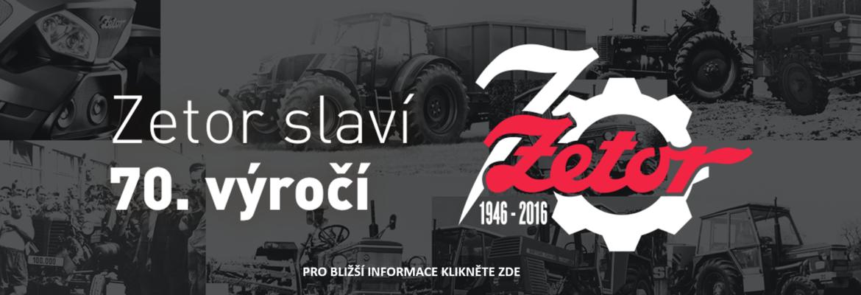 Zetor výročí