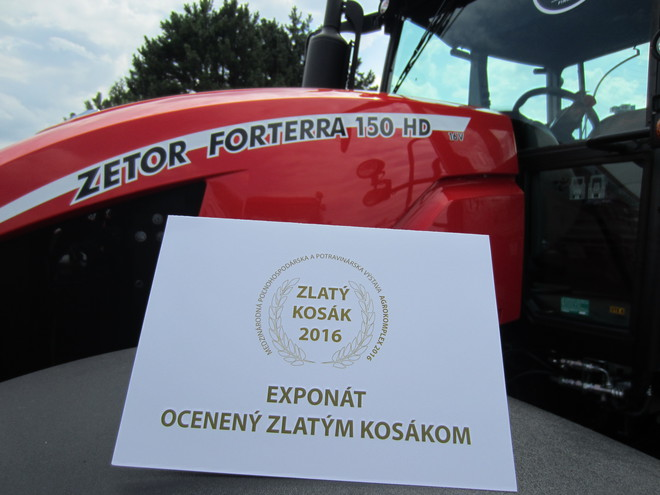 Zetor Forterra 150 HD ZK