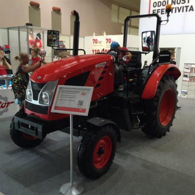 Prototyp Zetor 50 Cabrio