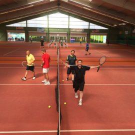 Tenisový turnaj MOREAU AGRI CUP 2016