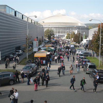Strojírenský veletrh - Brno