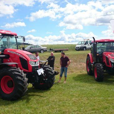 III. setkání historických traktorů ve Škrdlovicích