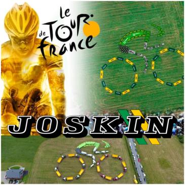 JOSKIN na Tour de France 2017