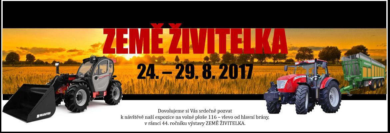 Banner - Živitelka