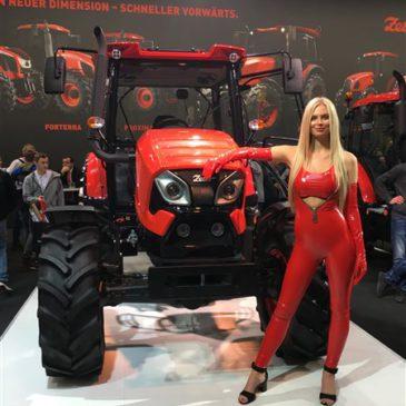 ZETOR na Agritechnice představuje řadu novinek