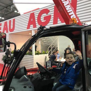 Mezinárodní veletrh zemědělské techniky TECHAGRO 2018
