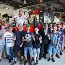 Studenti z Nového Města na Moravě přispěli svým dílem do ZETOR GALLERY