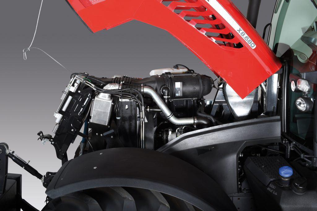 motor X8