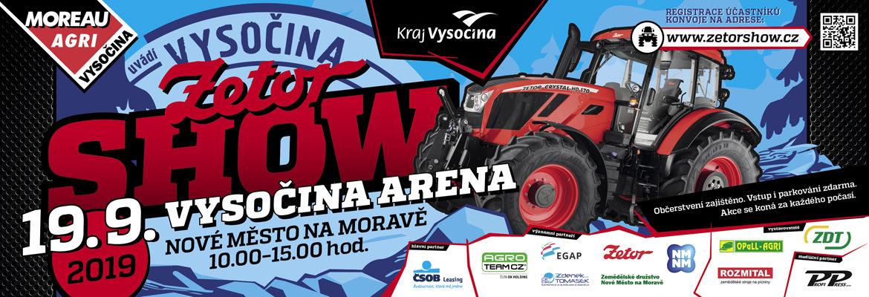 Vysočina Zetor Show II.