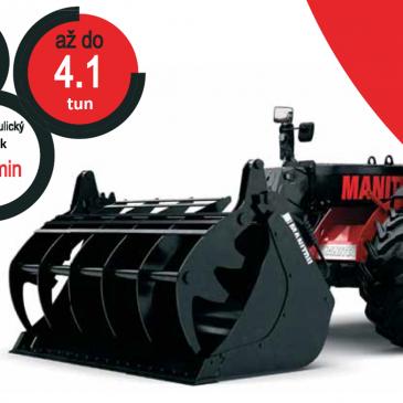 MANITOU představuje NewAG XL – MLT 841, MLT 1041