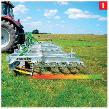 Je čas připravit pastviny – s Joskinem